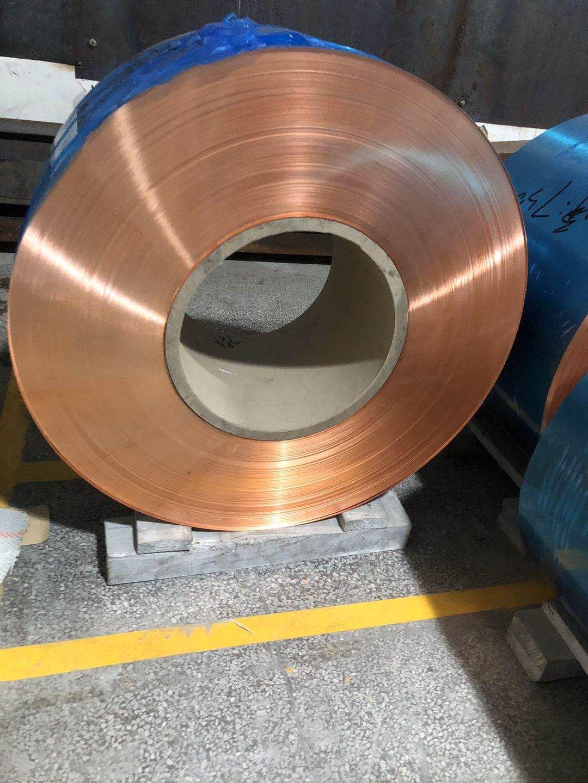 供應T2紫銅帶C1100紅銅帶