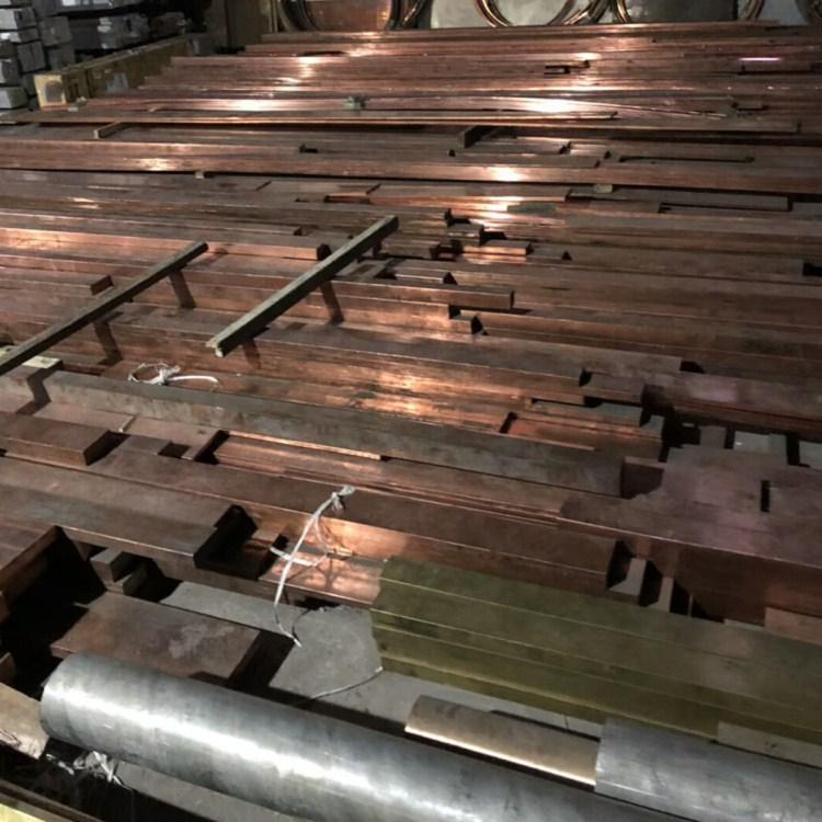 榆林紫铜排 T2紫铜排 市场价格