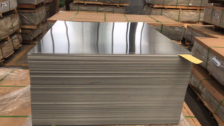 幕墙铝板 氧化铝料