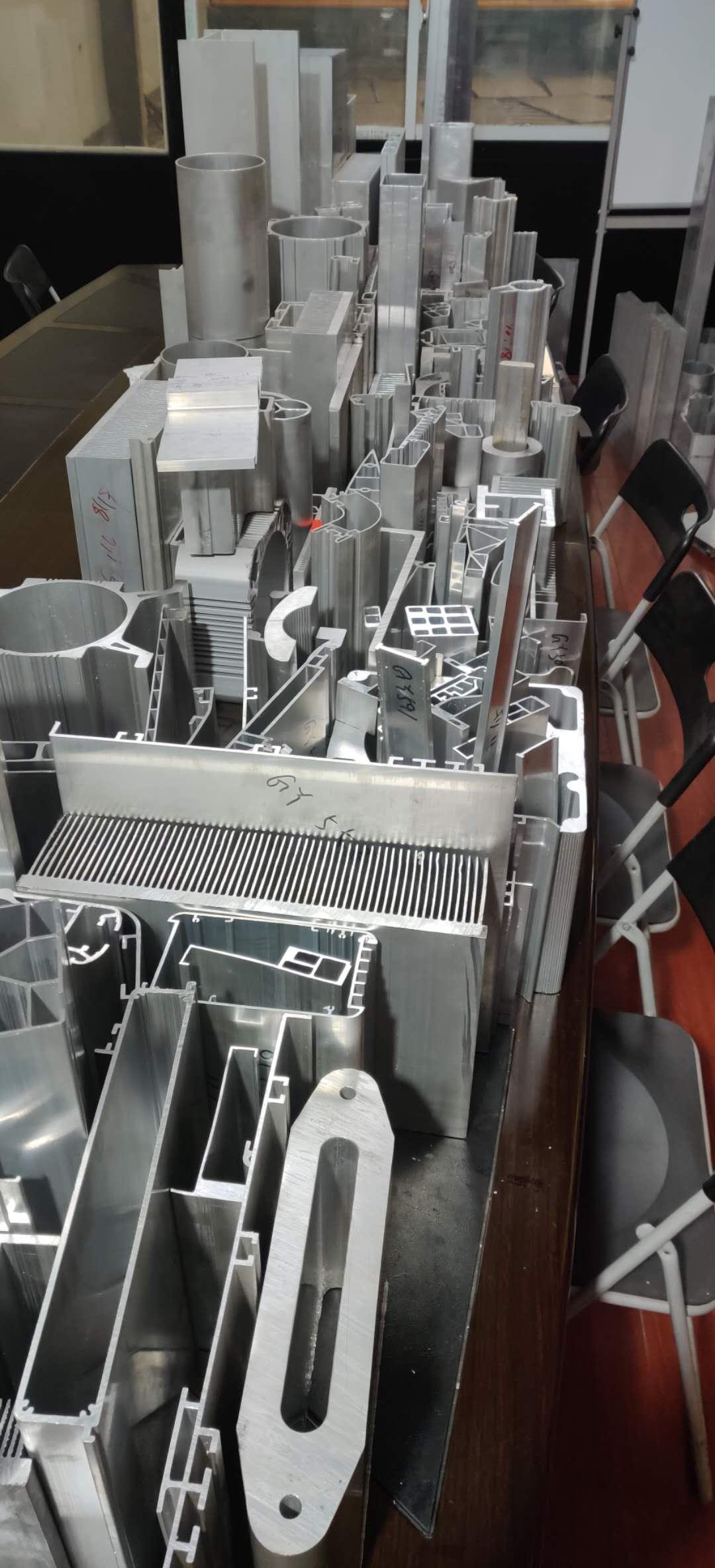 各种通用铝型材