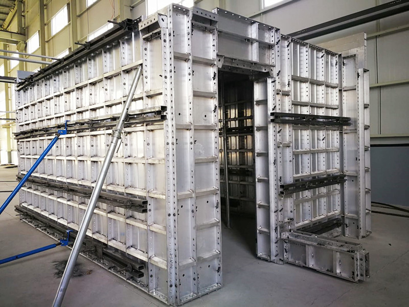 上海铝模厂家云帆铝模租赁施工