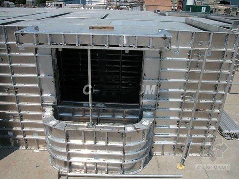 合肥铝模板厂家云帆铝模厂销售租赁