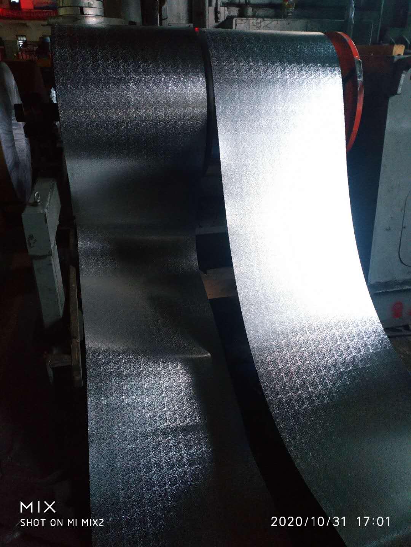 挤塑板地暖铝箔压花