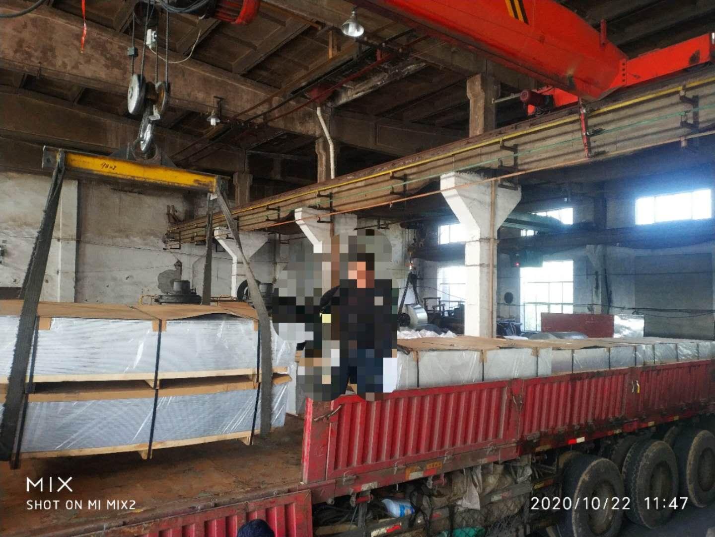 电解锌用高纯铝板