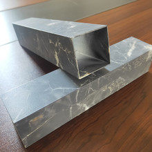 石纹铝方管  40x40铝格栅