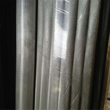 直纹网纹拉花铝棒 斜纹拉花铝管
