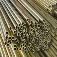 國標環保H65黃銅毛細管