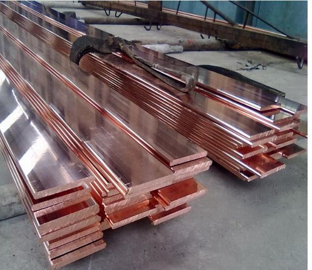 进口T2高导电紫铜排塑性优
