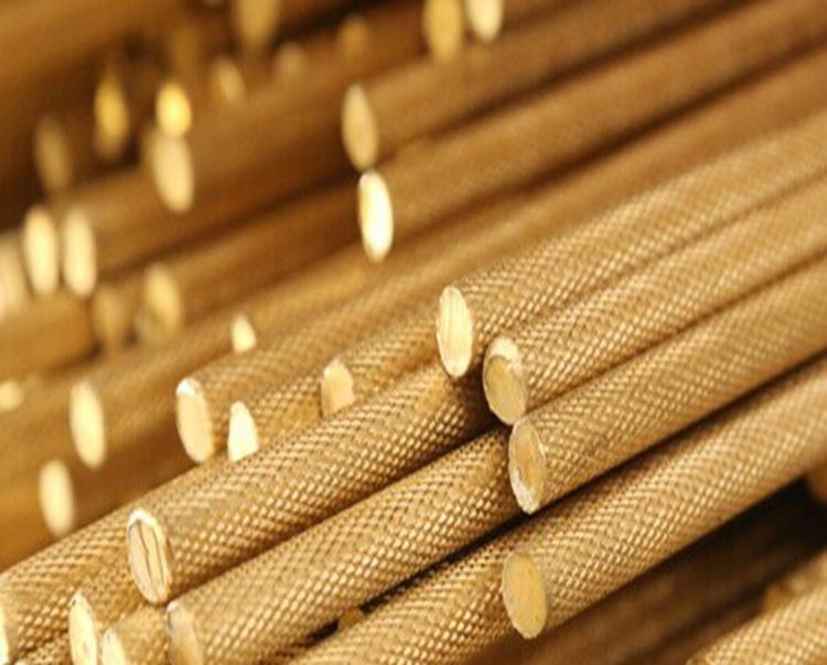 直紋拉花黃銅棒 滾花 壓花黃銅棒
