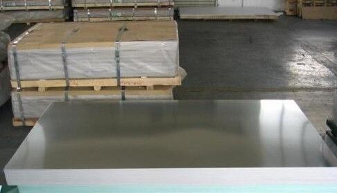 国标氧化5052-H32超薄铝板
