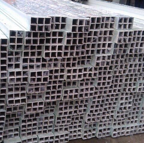 高端6063合金铝方管口琴专用