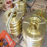 优质C2680软态黄铜带塑性优