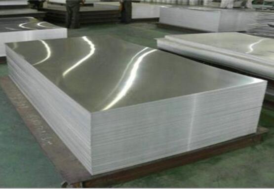 高硬度2024光面薄铝板批发