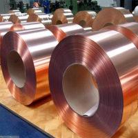 优质T2止水紫铜带 进口紫铜带