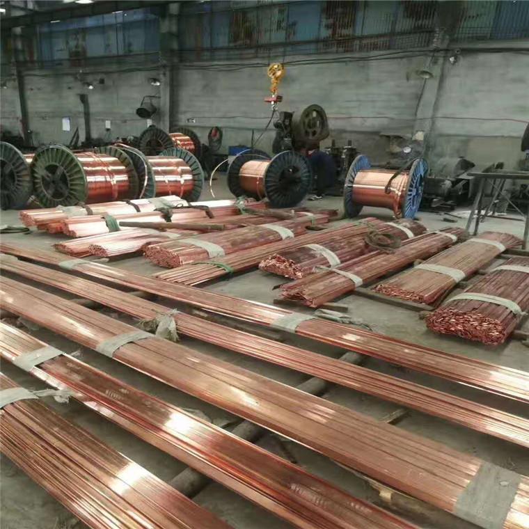 北京紫铜排 配电柜镀锡铜排低价格