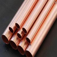 高品质薄壁TU1无氧铜管专业定做