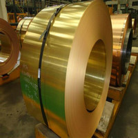 优质H65超薄黄铜带塑性优