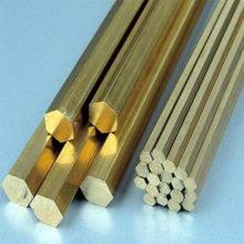 宁波H62六角铆料黄铜棒规格全