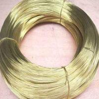 优质H65软态黄铜线 国标黄铜线