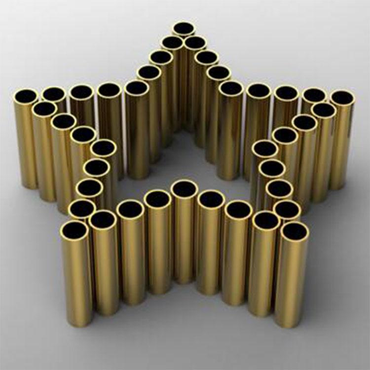 精密H65黄铜管 薄壁黄铜管