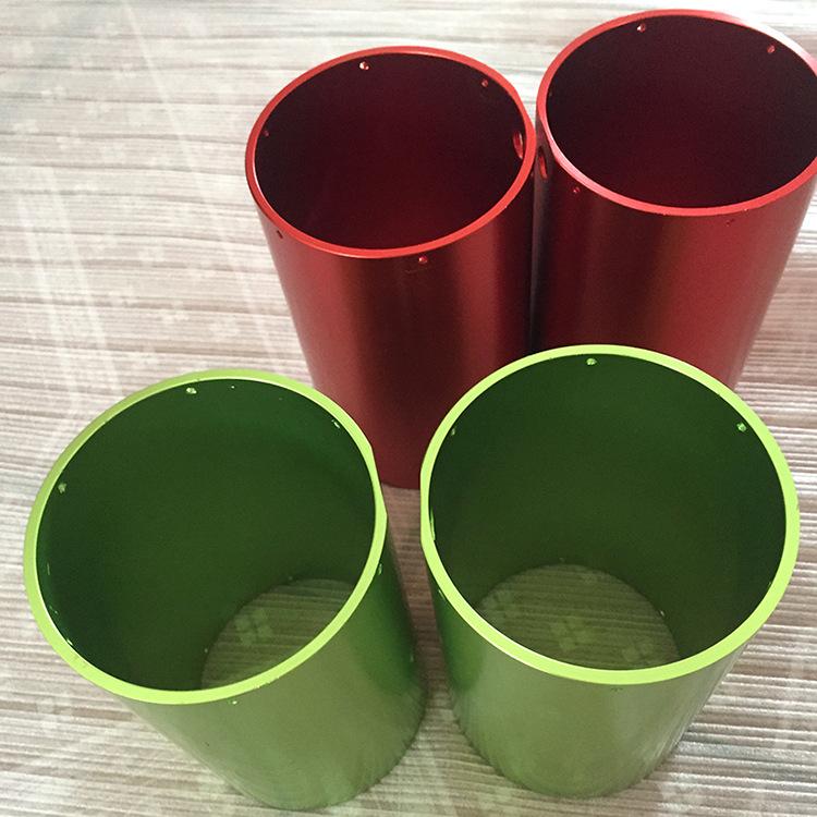 深圳阳极氧化铝管6063合金铝管