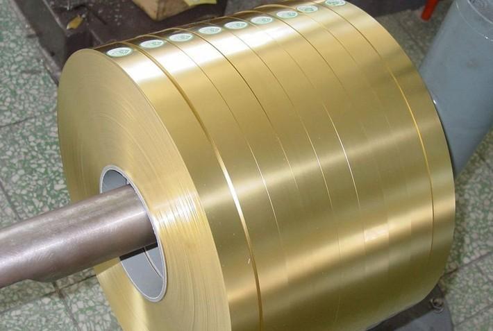 深圳國標黃銅帶 上海h62黃銅卷