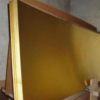 H65半硬黄铜板激光切割