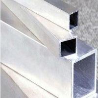 环保6082铝方管 氧化铝方管