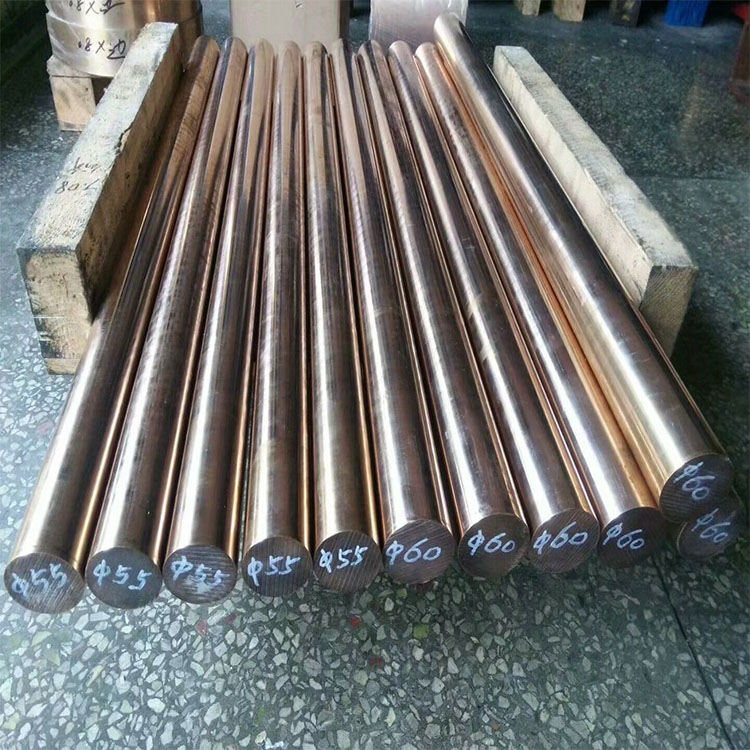 进口C17500精密铍铜棒
