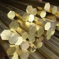 供應H65黃銅六角棒上海六角棒