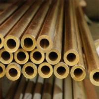 現貨直銷H65黃銅管 精抽薄壁黃