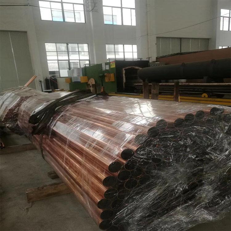 江西T2導熱導電紫銅管品質保證