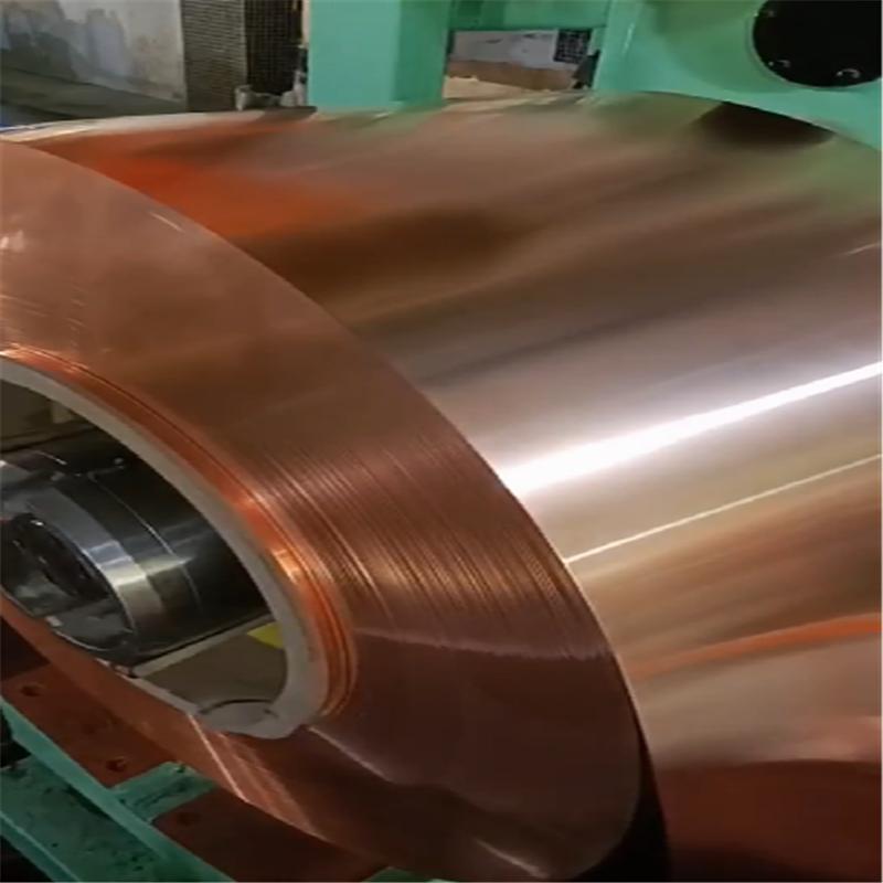 C19400铜铁合金