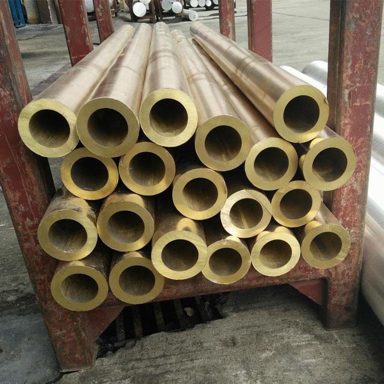 浙江H62黃銅管 國標黃銅管現貨