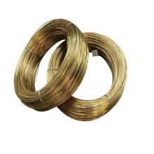 上海H62铆钉黄铜线 优质黄铜线