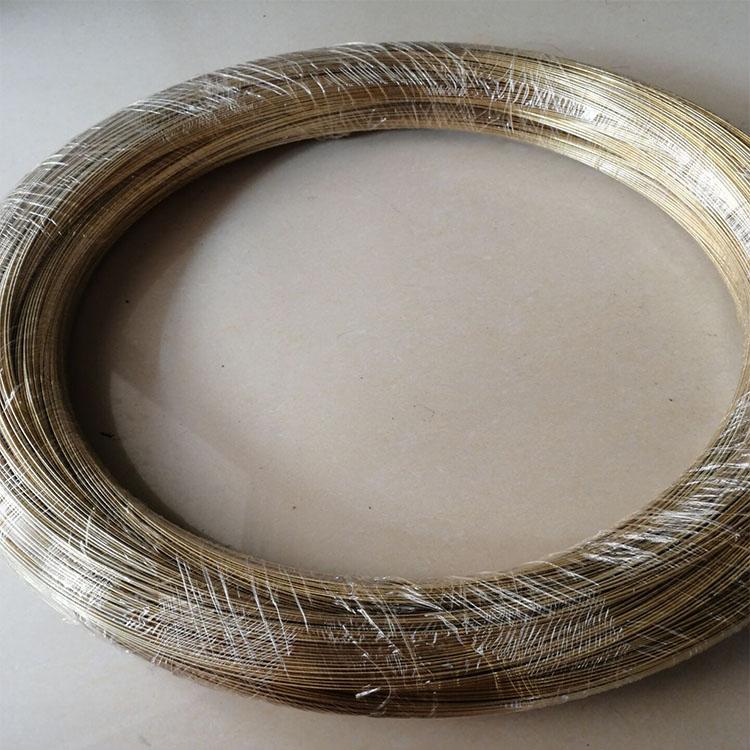 上海H62鉚釘黃銅線 優質黃銅線