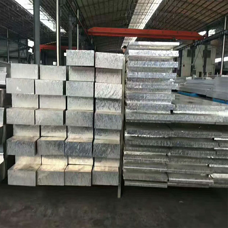 环保6082氧化铝排 软态铝排