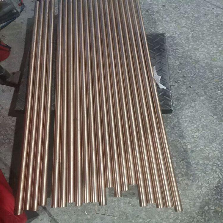 高导电导热QBe2铍铜棒塑性优