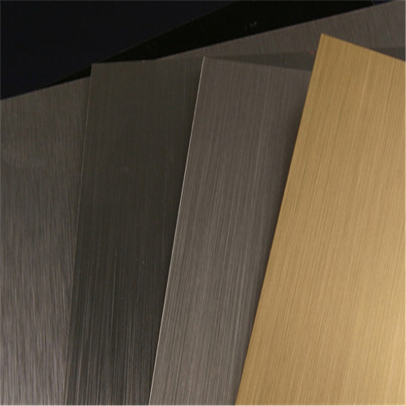 昂徽提供拉丝铝板 氧化铝板