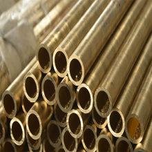 国标环保H65黄铜管 研磨黄铜管