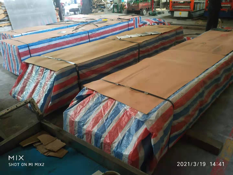防腐保温施工用大铝卷 50米小铝
