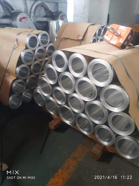 储油罐乙醇塔50米铝卷