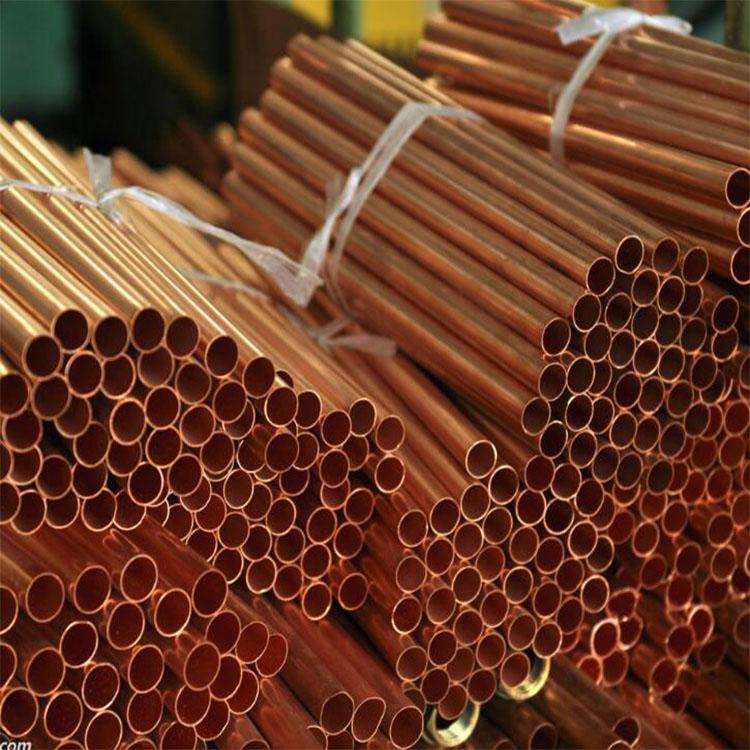 高纯度TU1无氧铜管导热无氧铜管