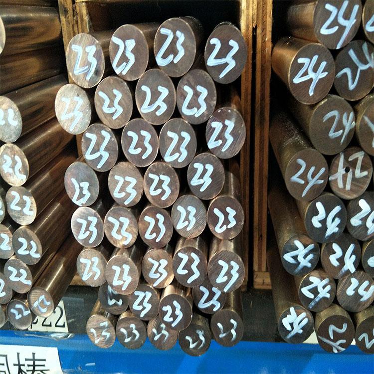 高强度C17200铍铜棒塑性优