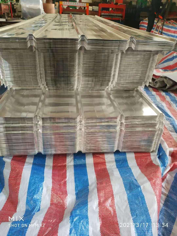 瓦楞铝板波形铝板原油储罐脱乙醇塔