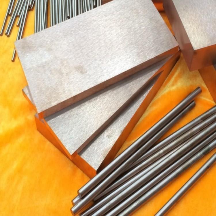 钨铜板W80Cu20 电极铜钨