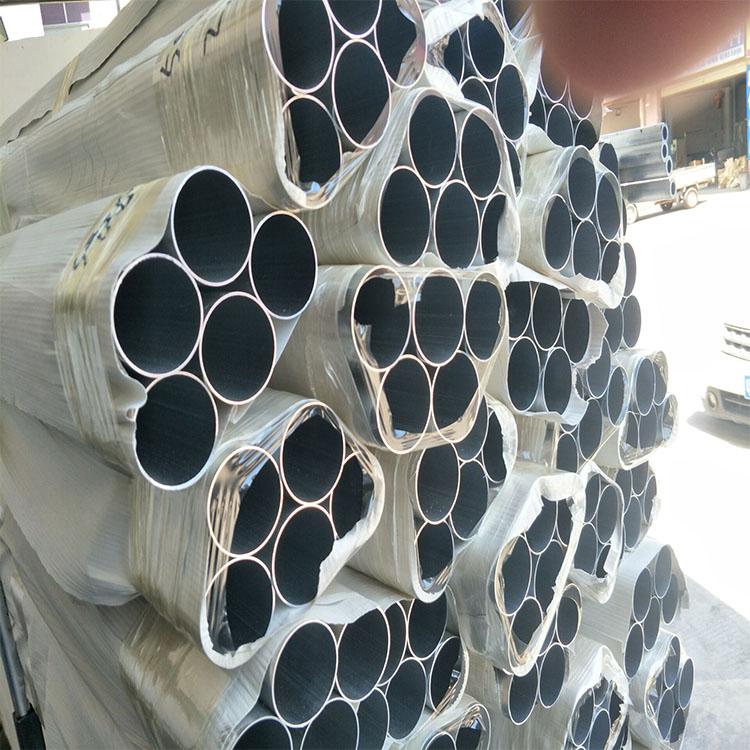 供应6063铝管  高强度铝管