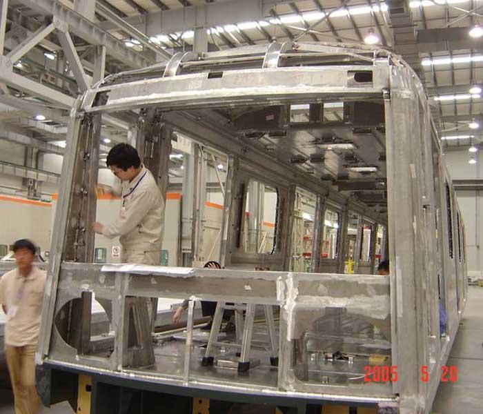 铝合金车架焊接厂家铝合金框架焊接