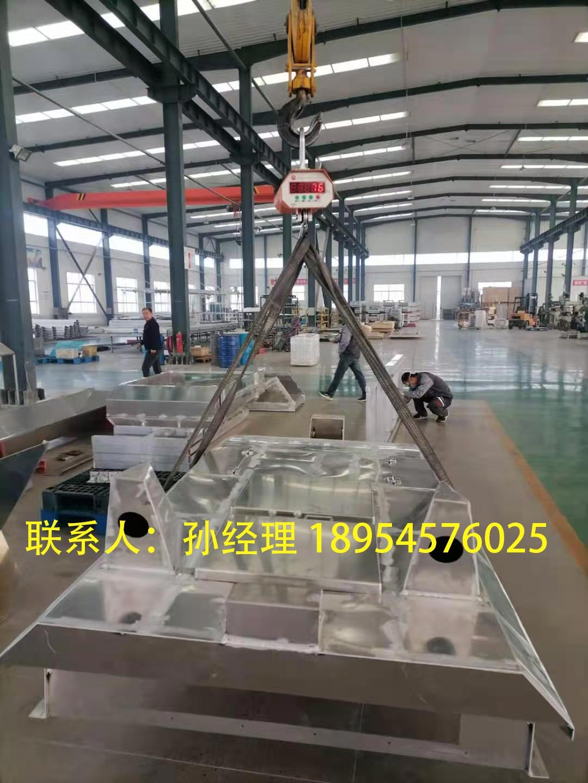 大型铝合金框架铝合金车体框架焊接