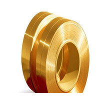 精选C3602黄铜带  高韧性黄